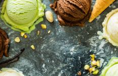 Around the World in 7 gelato flavours