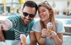Les médias sociaux chez les fabricants de glaces