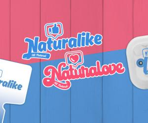 Naturalike, Naturalove e i Supereroi di Zia Caterina!