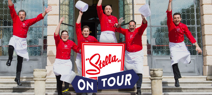 Stella è…on tour!