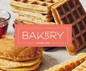 A taste for Bakery: make gluten-free pancakes, waffles and crepes.